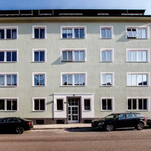 3 rok, Brommagatan 30