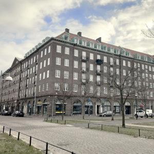 Kungsgatan 16-18 / Roskildegatan 2